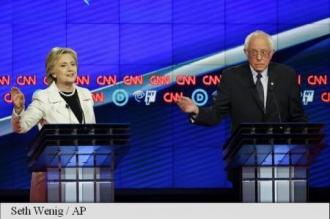 Hillary Clinton refuză o ultimă dezbatere cu Bernie Sanders în California