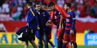 Suarez merge accidentat la națională și uruguayenii speră să-l recupereze pentru Copa America