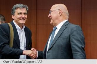 Grecia: Zona euro a ajuns la un acord asupra unei noi tranșe de împrumut de 10,3 miliarde de euro