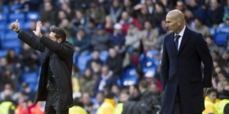 Zidane îl laudă pe Simeone înaintea duelului din finala Ligii Campionilor: