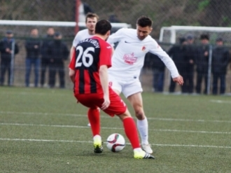Zaria și Milsami vor lupta miercuri pentru calificarea în Liga Europei