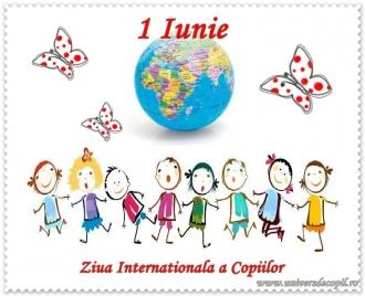 Ziua de 1 iunie a fost declarată zi liberă