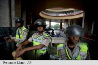 11 persoane ucise de un grup armat în vestul Venezuelei