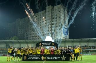 Sheriff a învins Dacia în Meciul de aur și a devenit campion al Moldovei