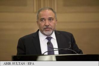 Israel: Ultranaționalistul Avigdor Lieberman a fost învestit ministru al apărării