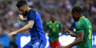 Franţa - Camerun 3-2. Adversara României a marcat 3 goluri superbe, dar a arătat slăbiciuni în defensivă