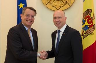 Spania va susține R. Moldova în domeniul reformei justiției și combaterii corupției