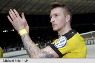 Fotbal - EURO 2016: Marco Reus, lăsat în afara lotului Germaniei