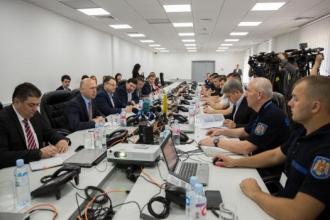 Prim-ministrul Pavel Filip a cerut rapoarte exacte privind evaluarea situaţiei în urma ploilor abundente din ieri seara