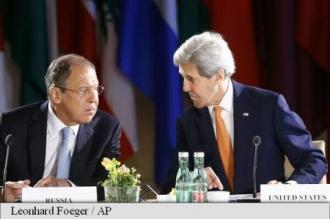 Siria: Rusia și Statele Unite evocă o cooperare contra Frontului Al-Nosra