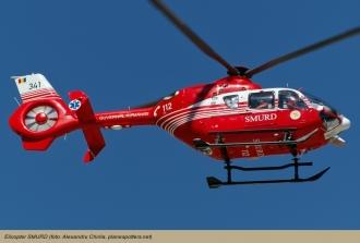 Un elicopter SMURD s-a prăbușit în raionul Cantemir; Toți cei patru membri ai echipajului au murit
