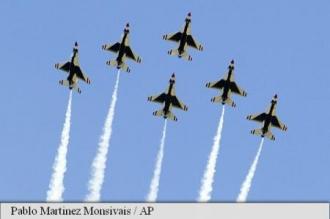 Serie neagră pentru escadroane de elită ale aviației militare americane