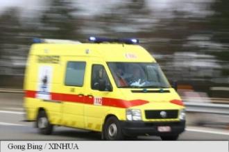 Coliziune între două trenuri în Belgia: Trei morți și 40 de răniți