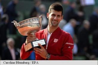 Novak Djokovic a câștigat în premieră turneul de la Roland Garros