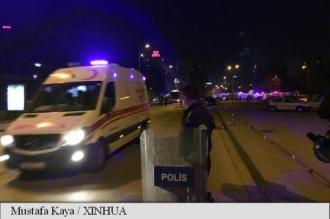 Cel puțin 14 morți după ce un autocar cu elevi a căzut într-un canal în sudul Turciei