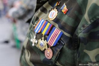 Veteranii războiului de pe Nistru şi refugiaţii transnistreni amenință cu proteste