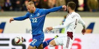 Gudjohnsen a marcat iar, la 37 de ani! Islanda a învins Liechtensteinul cu 4-0, înaintea Euro 2016