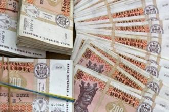 Datoria internă de stat a Moldovei crește vertiginos