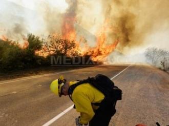 Incendiu în apropiere de Stade de France, unde se va deschide campionatul Euro 2016. Poliţia face cercetări