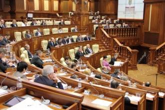 Proiectul legii privind statutul mun. Chişinău, amînat în Parlament pentru săptămîna viitoare