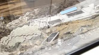 Dosar penal în cazul construcţiei surpate din sectorul Rîşcani al capitalei