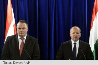 Austria vrea să trimită migranții înapoi în Ungaria