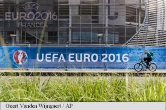 UEFA estimează că Euro 2016 îi va aduce cele mai mari încasări realizate vreodată