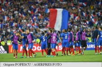EURO 2016: Franța a dominat România la toate capitolele statistice