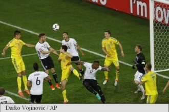 EURO 2016: Germania - Ucraina 2-0
