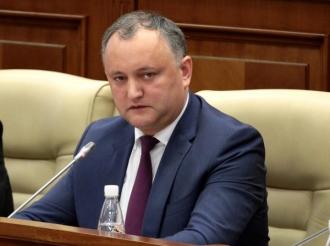 Igor Dodon participă la sesiunea anuală a Conferinţei parlamentare privind Organizaţia Mondială a Comerţului de la Geneva