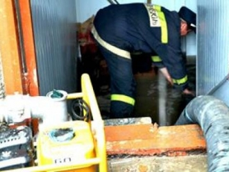 Ploile au afectat peste 50 de gospodării din Ceadîr-Lunga