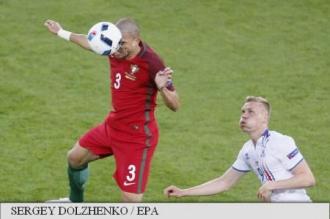 EURO 2016: Portugalia - Islanda 1-1