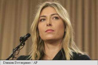 Tenis: Maria Șarapova a făcut apel împotriva suspendării sale