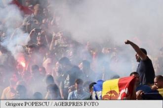 EURO 2016: UEFA a deschis o procedură disciplinară împotriva României
