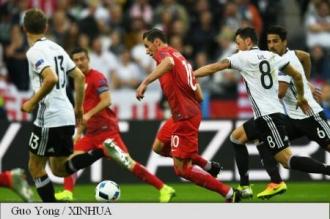 EURO 2016: Germania - Polonia 0-0