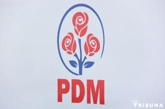 PDM îşi convoacă congresul! Marian Lupu ar putea rămîne în continuare la cîrma partidului!