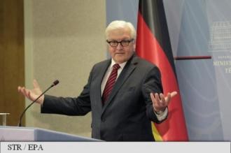 Ministrul de externe german este în favoarea unei eliminări graduale a sancțiunilor împotriva Rusiei