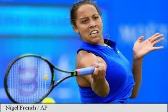 Tenis: Americanca Madison Keys a câștigat turneul WTA de la Birmingham