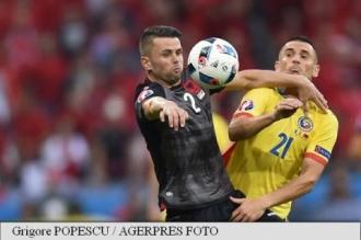 EURO 2016: România, învinsă de Albania cu 1-0, părăsește competiția