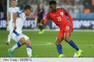 EURO 2016: Slovacia - Anglia 0-0