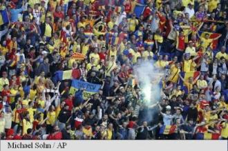 Federațiile din România și Albania, vizate de proceduri disciplinare după incidente cauzate de fani