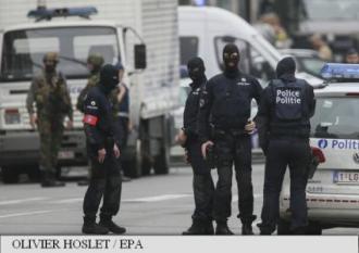 Belgia: Alertă cu bombă la un centru comercial din Bruxelles; nu au fost găsiți explozivi asupra bărbatului arestat