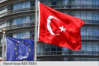 UE și Turcia vor deschide pe 30 iunie un nou capitol din negocierile de aderare