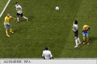 EURO 2016 Belgia învinge cu 1-0 Suedia și se califică în optimile de finală