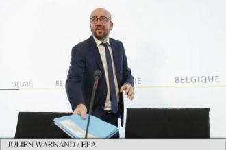 Brexit: Premierul belgian Charles Michel cere un conclav al UE