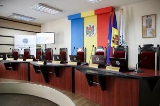 Noua componență a CEC se va convoca în ședință pentru ași alege conducerea