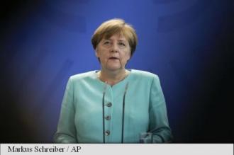 Angela Merkel: Brexit, o lovitură adusă Europei