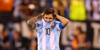 Messi şi-a anunţat retragerea din naţionala Argentinei: