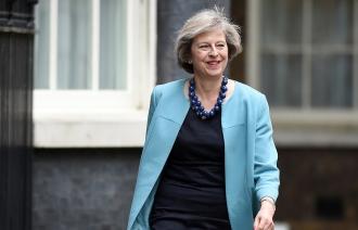 Marea Britanie: Ministrul de interne Theresa May candidează la șefia Partidului Conservator