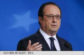 Hollande: Alegerea lui Trump ar fi periculoasă și ar complica relațiile dintre SUA și Europa